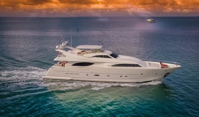 PARADISE Luxury Super Yacht For Sale