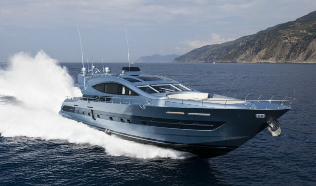 CCN 102 FLYING SPORT Luxury Super Yacht For Sale