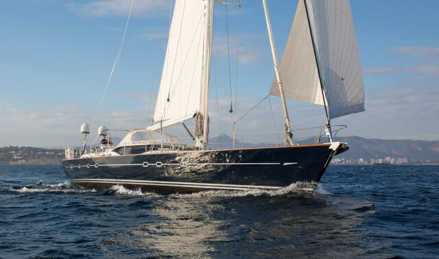 MATHILDA SOUND Luxury Super Yacht For Sale