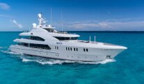 Charter BACA Luxury Yacht