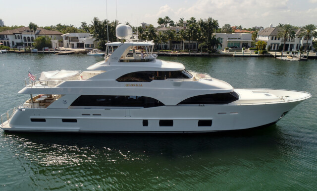 GEORGIA yacht for sale