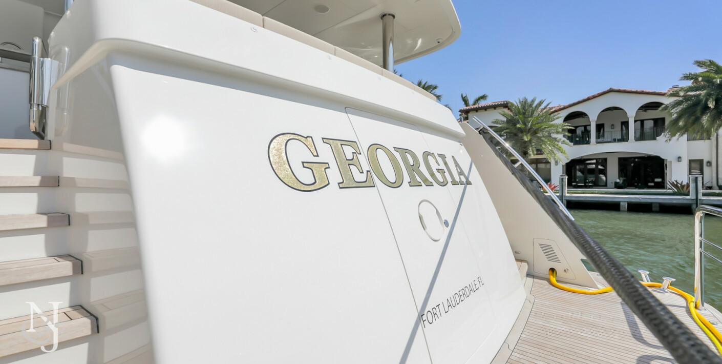 GEORGIA Swim Platform
