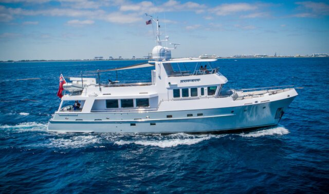 COY KOI Luxury Super Yacht For Sale