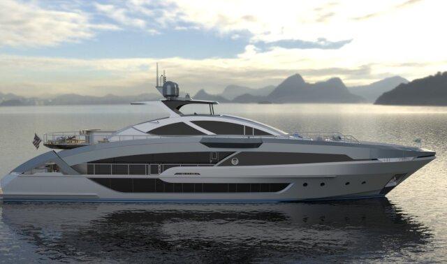 PHOENIX Luxury Super Yacht For Sale