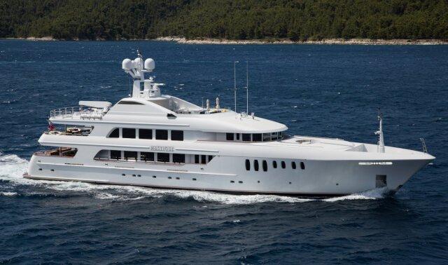 MUSTIQUE Luxury Super Yacht For Sale