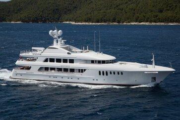 MUSTIQUE yacht for Sale