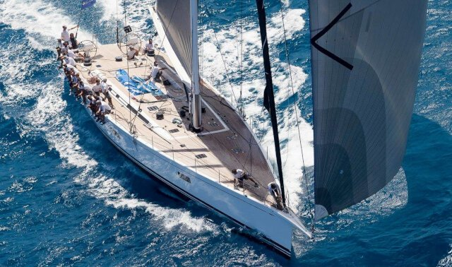 B5 Luxury Super Yacht For Sale