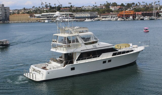 LEGACY Luxury Super Yacht For Sale