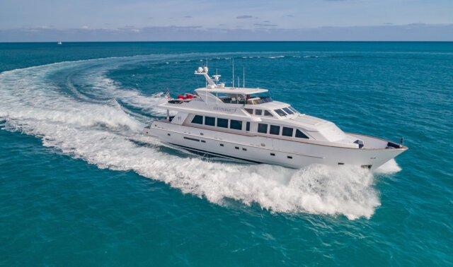 INEVITABLE Luxury Super Yacht For Sale