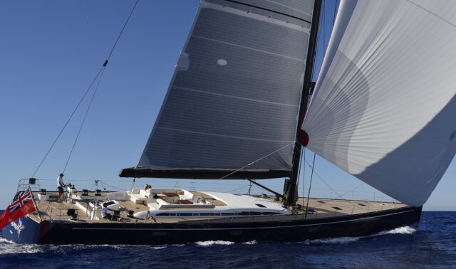 SHAMANNA Luxury Super Yacht For Sale
