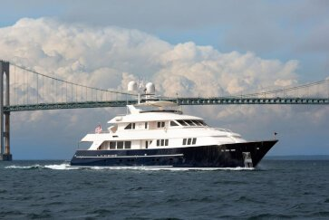 IMPETUOUS yacht for Charter