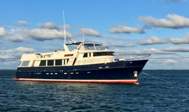 CAROLE TOO Luxury Super Yacht For Sale