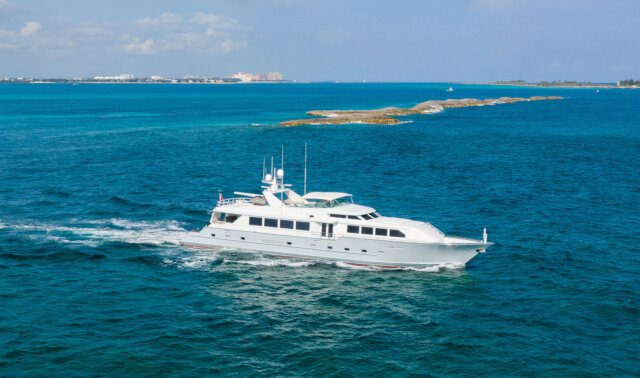 EXIT STRATEGY Luxury Super Yacht For Sale