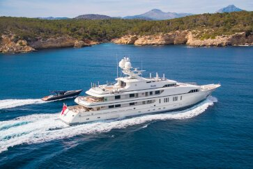 RoMa yacht for Charter