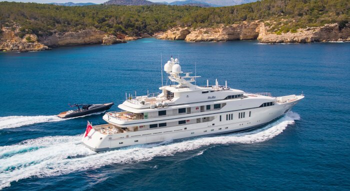 RoMa for charter