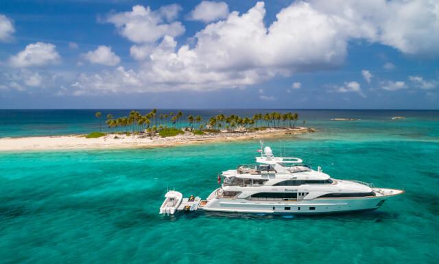 NAMASTE yacht for charter