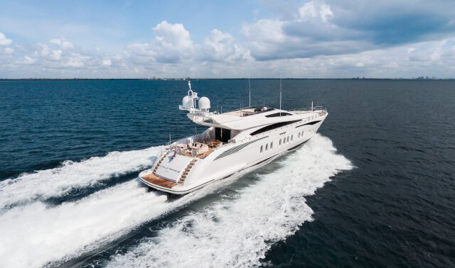 TUTTO LE MARRANE Luxury Super Yacht For Sale