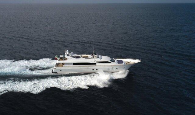 CROWBRIDGE Luxury Super Yacht For Sale