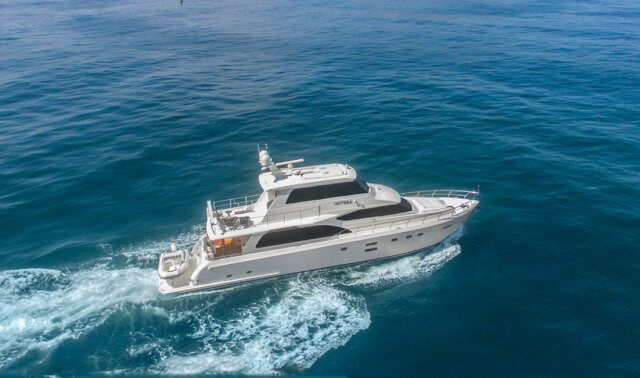 ODYSEA Luxury Super Yacht For Sale