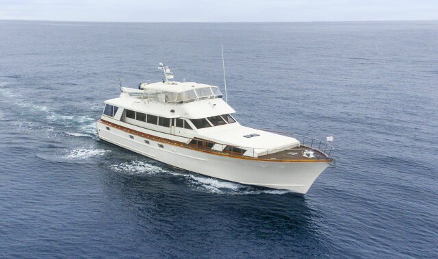 ELEGANTE Luxury Super Yacht For Sale