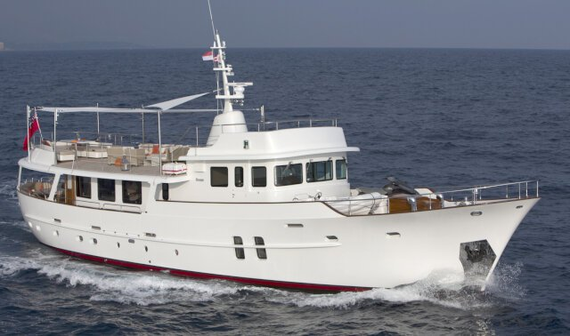 SULTANA Luxury Super Yacht For Sale