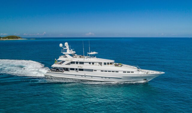 AT LAST Luxury Super Yacht For Sale
