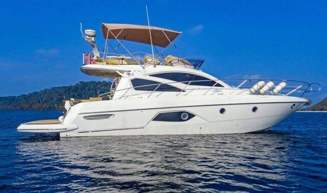 FANTASTIQUE Luxury Super Yacht For Sale