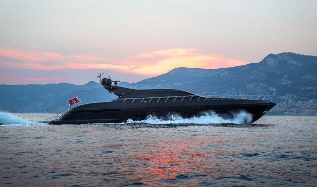 NEOPRENE Luxury Super Yacht For Sale