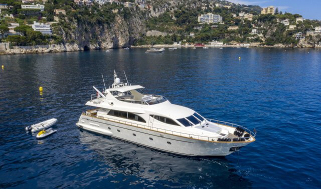 ACE1 Luxury Super Yacht For Sale